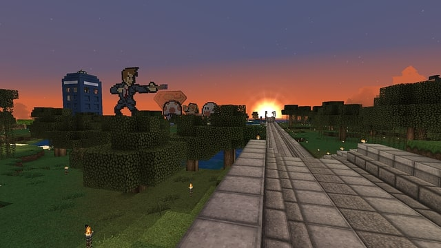 Ideas for Using Minecraft